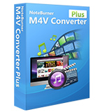 NoteBurner M4V Converter Plus Windows 版