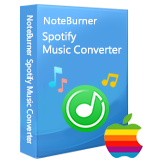 NoteBurner Spotify Music Converter for Mac