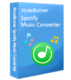 NoteBurner Spotify 音楽変換
