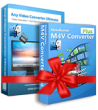 Ultimate Video Converter for Mac+M4V Converter Plus for Mac